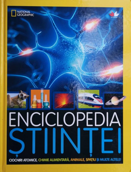 Enciclopedia stiintei - National Geographic [0]