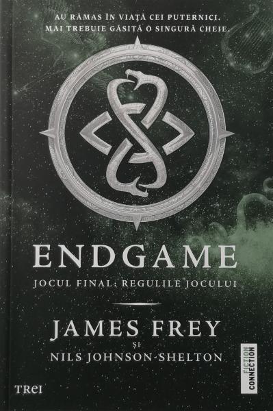 Endgame. Jocul final, regulile jocului - James Frey [0]