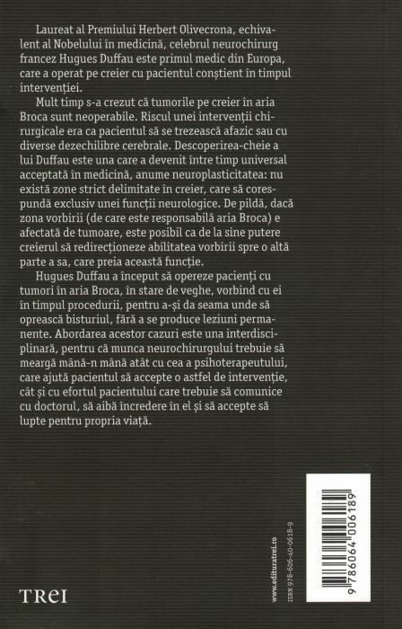 Eroarea lui Broca - Hugues Duffau [1]
