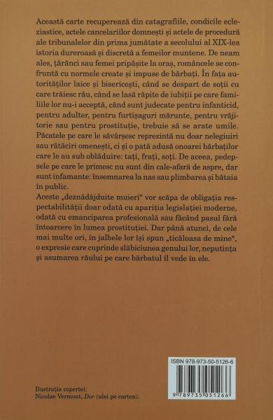 Femei, onoare si pacat in Valahia - Nicoleta Roman [1]