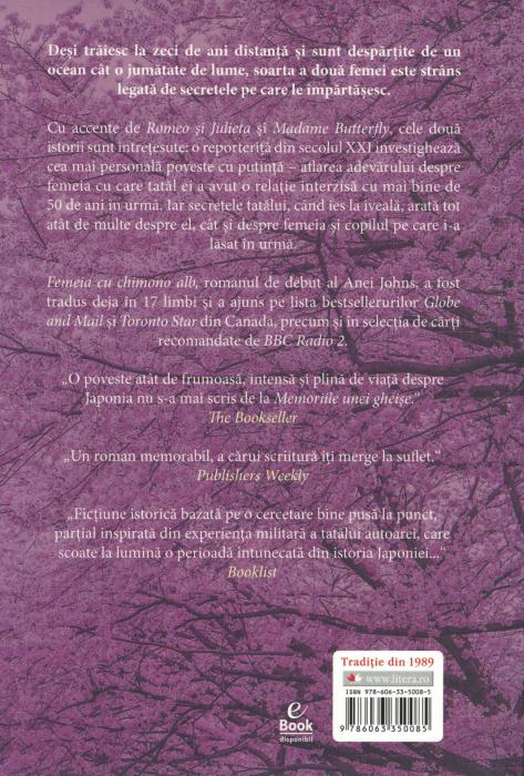 Femeia cu chimono alb - Ana Johns [1]
