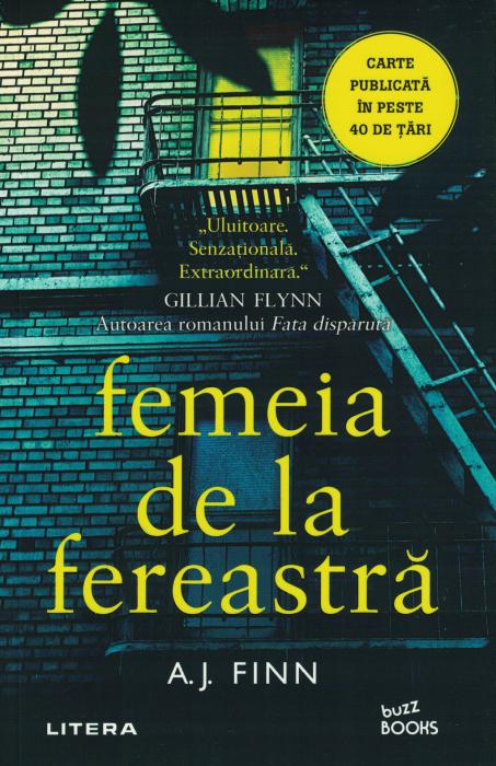 Femeia de la fereastra - A.J.Finn [0]