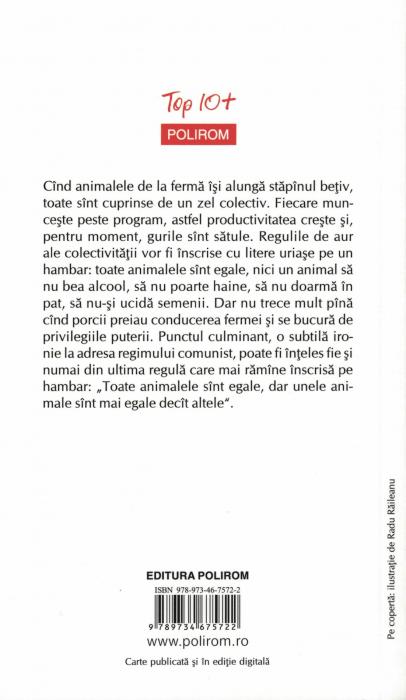 Ferma animalelor - George Orwell [1]
