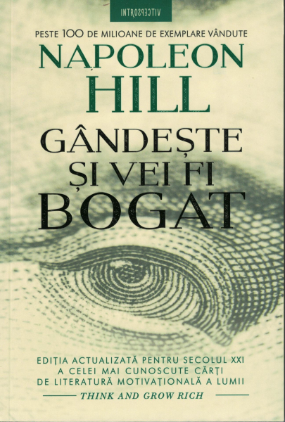 Gandeste si vei fi bogat - Napoleon Hill [0]