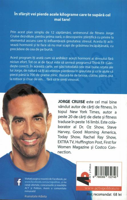 Gata cu grasimea incapatanata - Jorge Cruise [1]