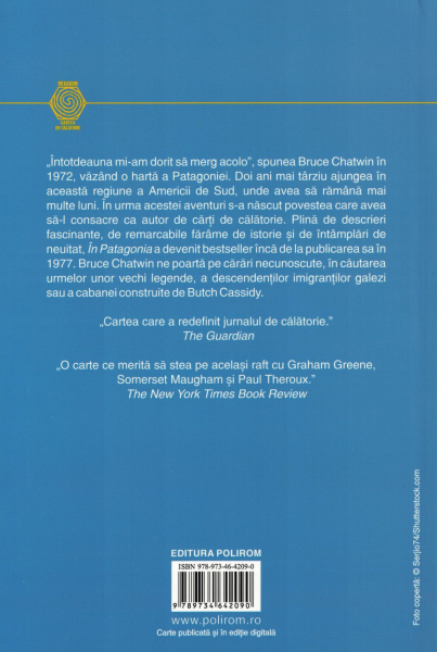 In Patagonia - Bruce Chatwin [1]