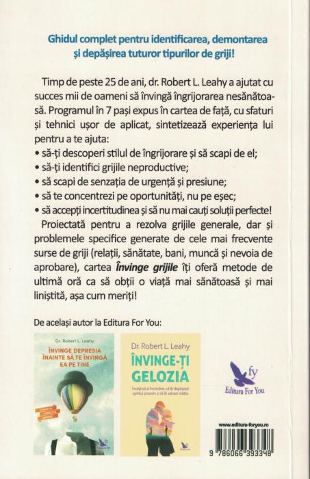 Invinge grijile - Dr. Robert L. Leahy [1]