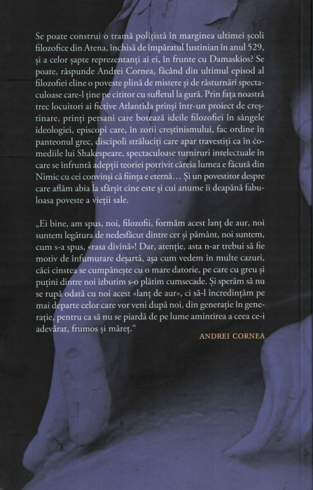 Lantul de aur - Andrei Cornea [1]
