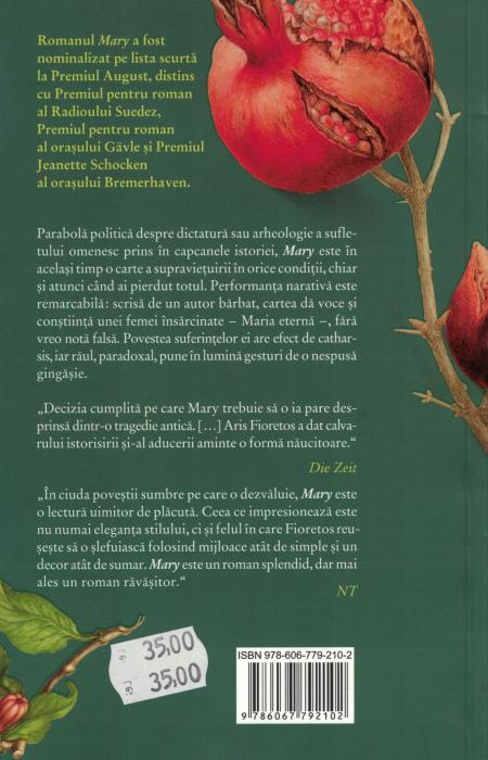 Mary - Aris Fioretos [1]
