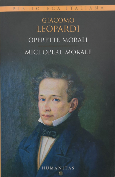 Mici opere morale - Giacomo Leopardi [0]