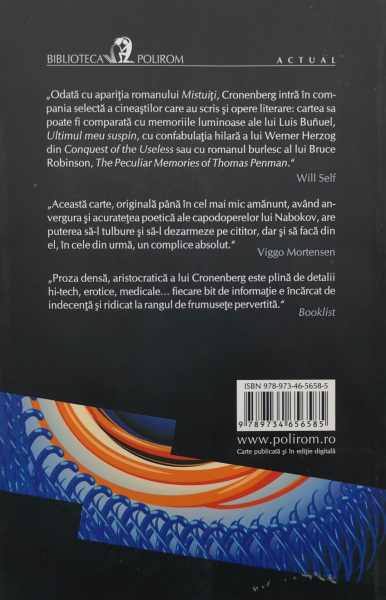 Mistuiti - David Cronenberg [1]