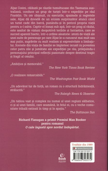 Moartea unei calauze pe rau - Richard Flanagan [1]