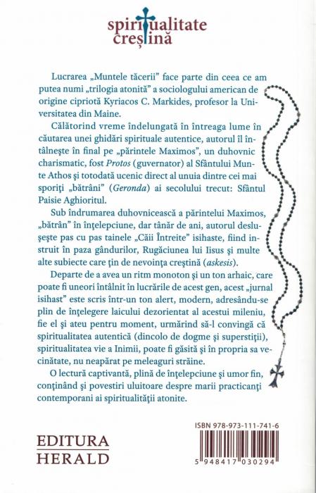 Muntele tacerii - Kyriacos C. Markides [1]