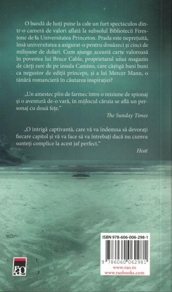 Negustorul de manuscrise - John Grisham [1]