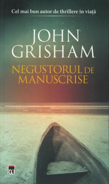 Negustorul de manuscrise - John Grisham [0]