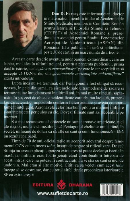 OZN AZI - Pentagonul recunoaste - Dan D. Farcas [1]
