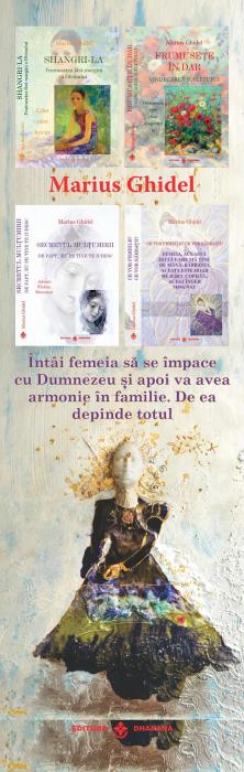 Pachet de autor (4 carti): Marius Ghidel [1]