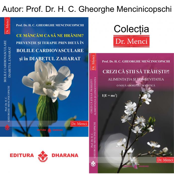 Pachet de autor: Prof. Dr. H. C. Gheorghe Mencinicopschi [0]