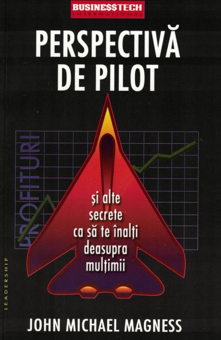 Perspectiva de pilot - John Michael Magness [0]