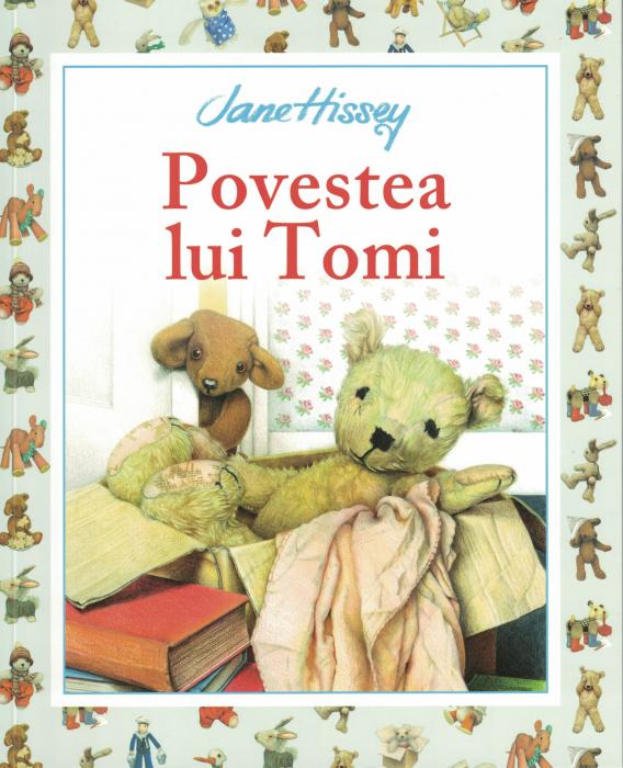 Povestea lui Tomi - Jane Hissey [0]