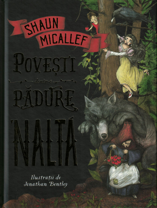 Povesti dintr-o padure 'nalta - Shaun Micallef [0]