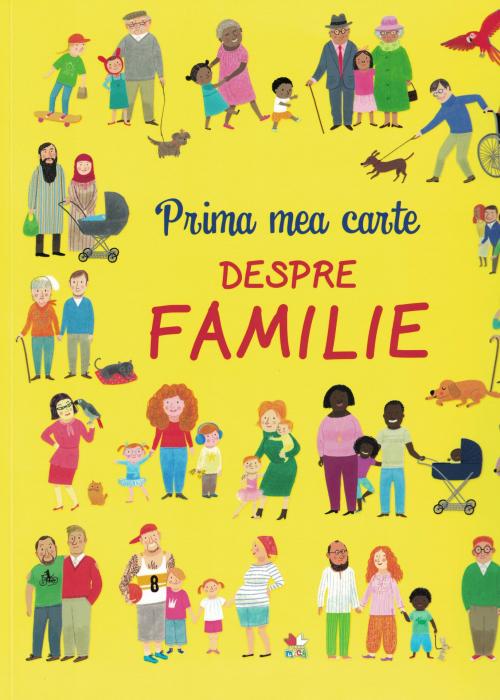 Prima mea carte despre familie [0]