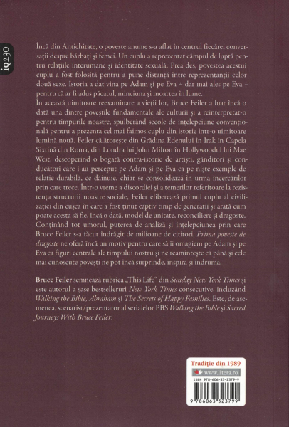 Prima poveste de dragoste - Bruce Feiler [1]