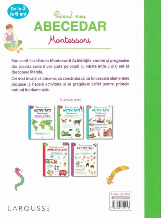 Primul meu ABECEDAR Montessori. De la 3 la 6 ani [1]