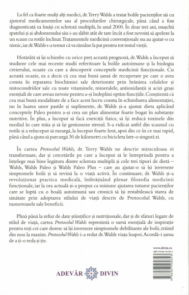 Protocolul Wahls - Dr. Terry Wahls [1]