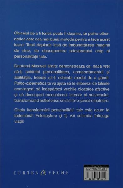 Psiho-cibernetica - Dr. Maxwell Maltz [1]