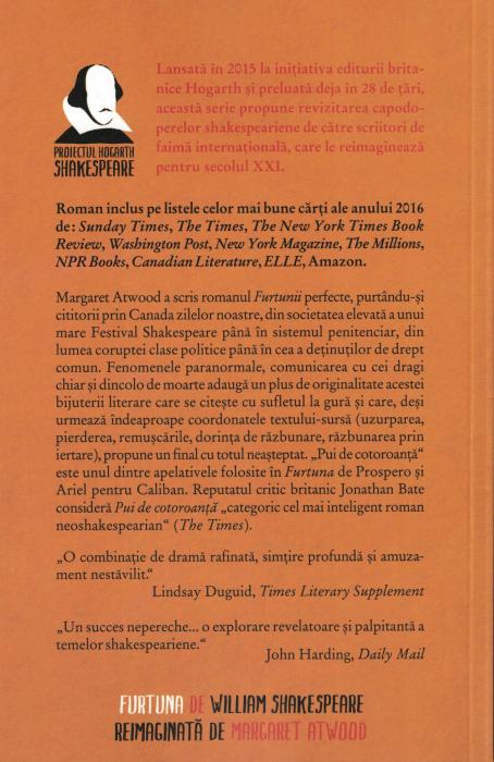 Pui de cotoroanta - Margaret Atwood [1]