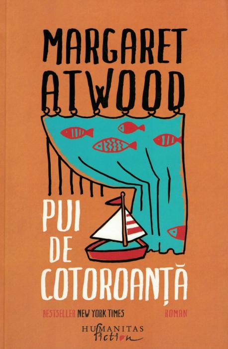 Pui de cotoroanta - Margaret Atwood [0]