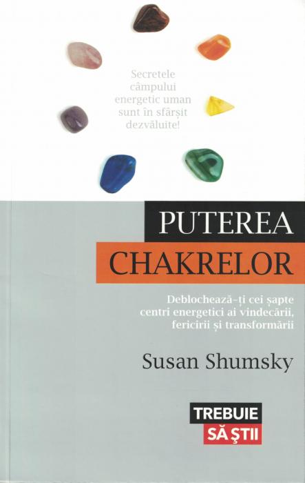 Puterea Chakrelor - Susan Shumsky [0]