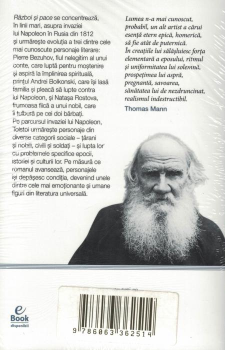 Razboi si pace. (Set 2 volume) - Lev Tolstoi [1]