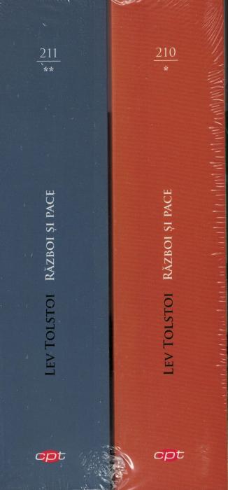 Razboi si pace. (Set 2 volume) - Lev Tolstoi [2]