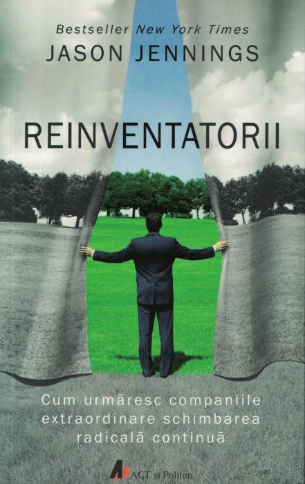 Reinventatorii - Jason  Jennings [0]