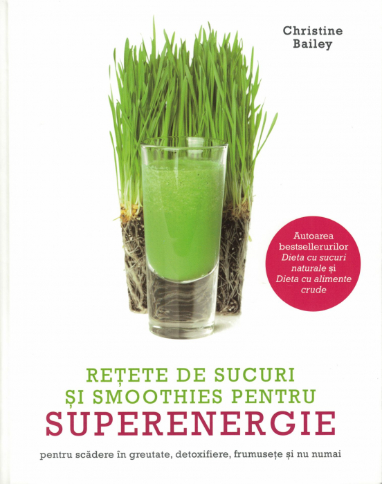 Retete de sucuri si smoothies pentru superenergie [0]