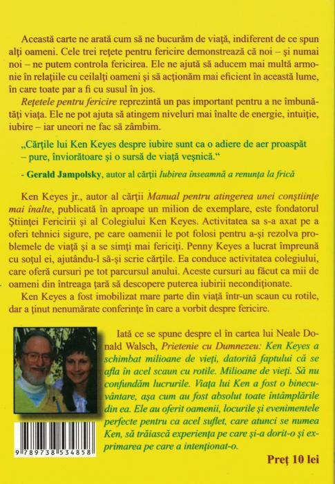 Retete pentru fericire - Ken Keyes Jr. si Penny Keyes [1]