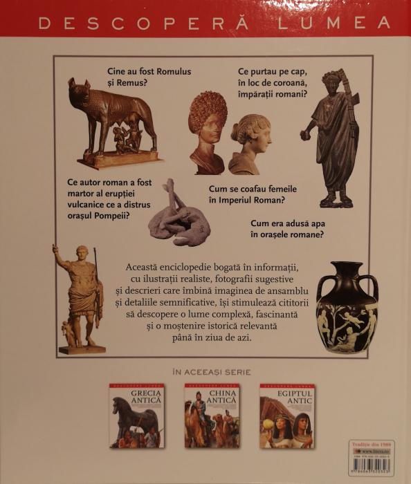 Roma antica. Descopera lumea [1]
