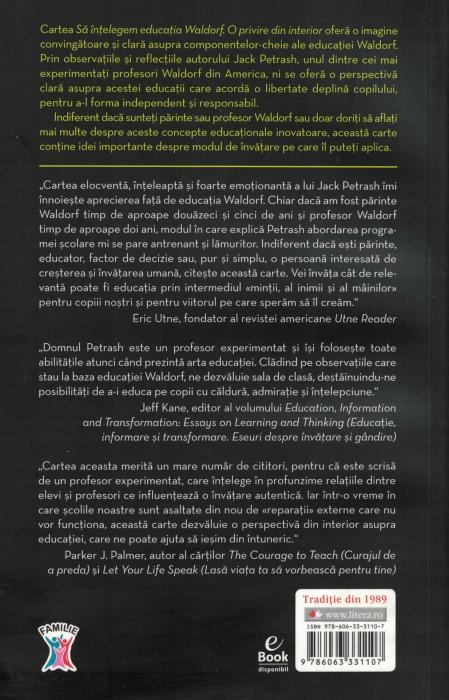 Sa intelegem educatia Waldorf - Jack Petrash [1]