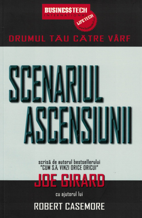 Scenariul ascensiunii. Drumul tau catre varf - Joe Girard [0]
