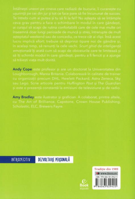 Scurt ghid de inteligenta emotionala - Andy Cope, Amy Bradley [1]