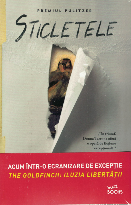 Sticletele - Donna Tartt [0]