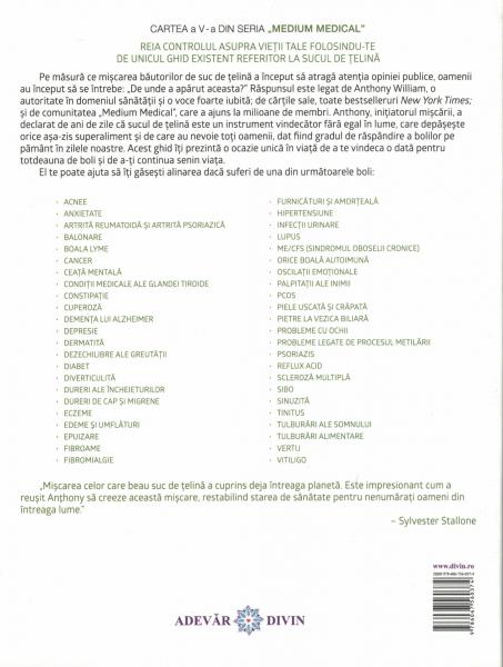 Sucul de telina (Medium Medical) - Anthony William [1]