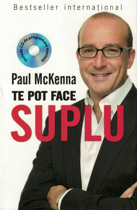 Te pot face Suplu. (Carte+Cd) - Paul McKenna [0]