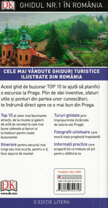 Top 10. Praga - DK [1]