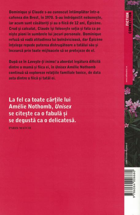 Unisex - Amelie Nothomb [1]