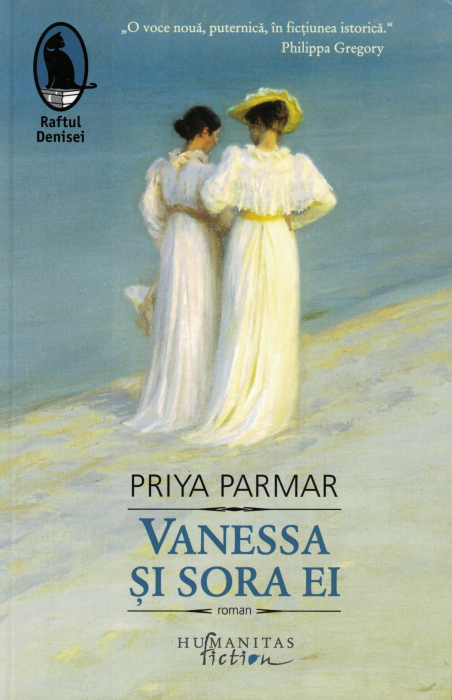 Vanessa si sora ei - Priya Parmar [0]