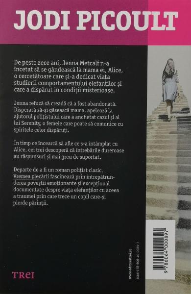 Vremea plecarii - Jodi Picoult [1]