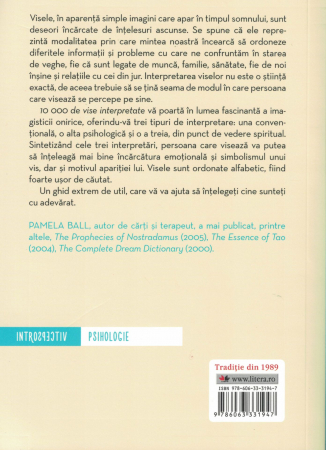 10.000 de vise interpretate - Pamela Ball [1]